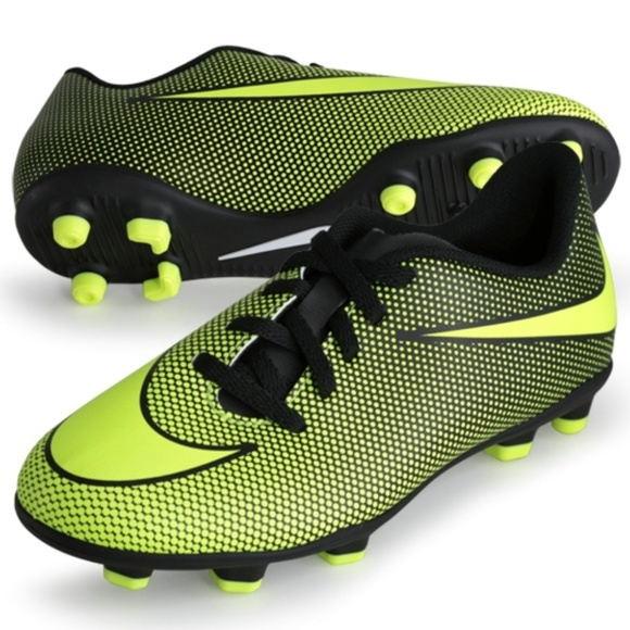 Nike Bravata II FG JR football shoes